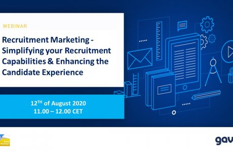 SAP SuccessFactors Recruitment Marketing webinar