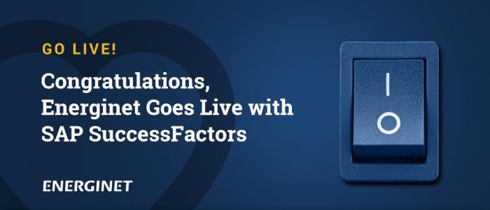 SAP SuccessFactors Go Live