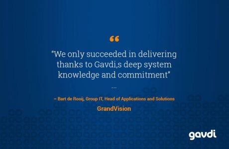 Gavdi Customer Quote