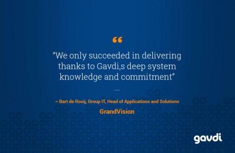 GrandVision quote