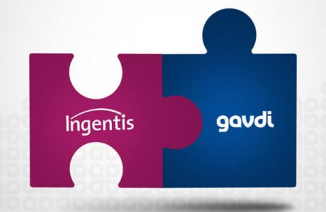 Ingentis and Gavdi logo