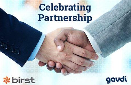 Birst partnership