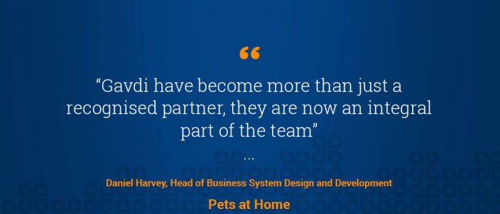Pets at Home quote