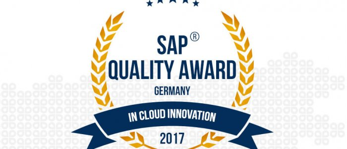 Gavdi wins SAP Quality Award