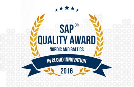 Gavdi SAP Quality Award