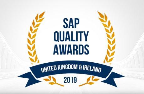 SAP Quality Awards UKI