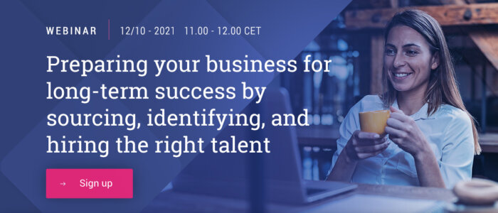 Preparing your business for long-term success by sourcing, identifying, and hiring the right talent